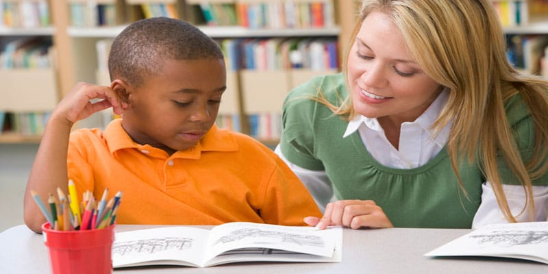 Teach a Child English One to One
